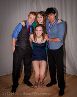 5518 Vashon Island High School Tolo Dance 2014 031514