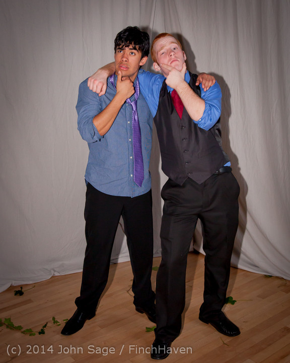 5520 Vashon Island High School Tolo Dance 2014 031514