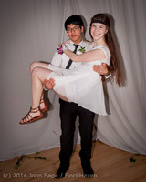 5547 Vashon Island High School Tolo Dance 2014 031514