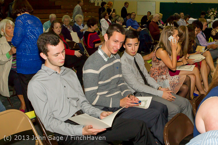 0093 Vashon Community Scholarship Foundation Awards 2013 052913