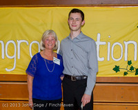 0121-b Vashon Community Scholarship Foundation Awards 2013 052913