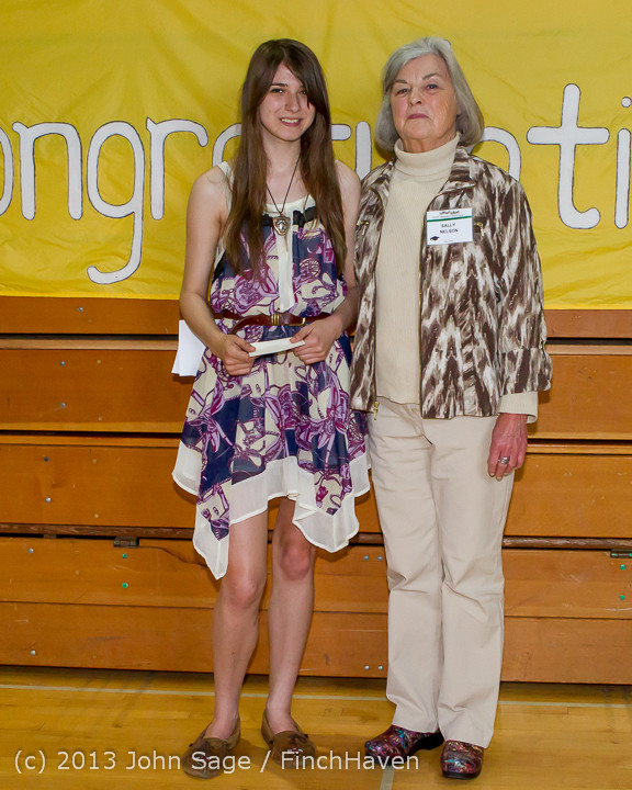 0123-a Vashon Community Scholarship Foundation Awards 2013 052913