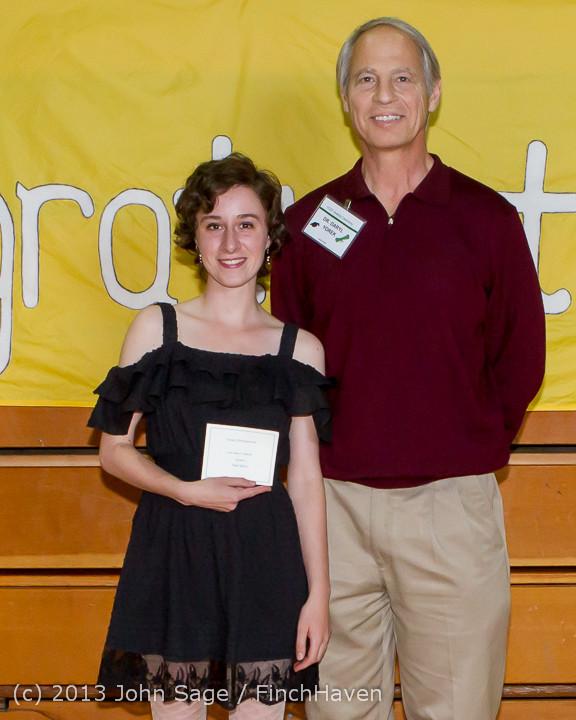 0148-b Vashon Community Scholarship Foundation Awards 2013 052913