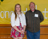 0152-b Vashon Community Scholarship Foundation Awards 2013 052913
