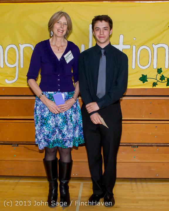 0154-a Vashon Community Scholarship Foundation Awards 2013 052913