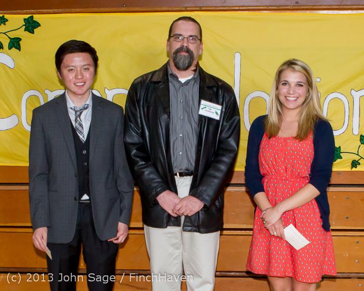 0160-b Vashon Community Scholarship Foundation Awards 2013 052913