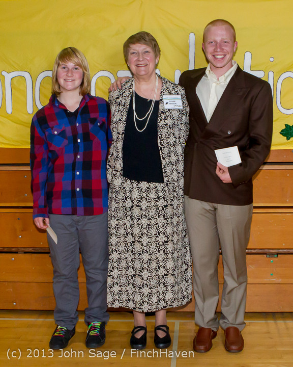 0164-a Vashon Community Scholarship Foundation Awards 2013 052913