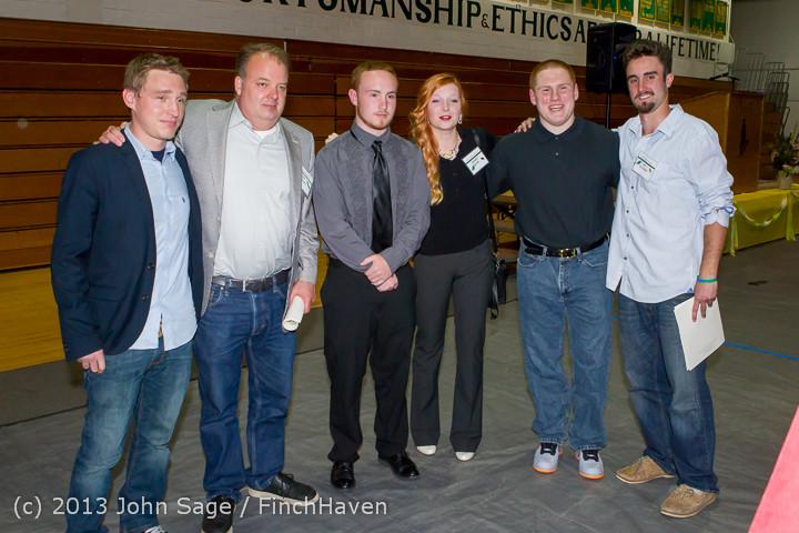 0175 Vashon Community Scholarship Foundation Awards 2013 052913