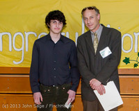 0193-b Vashon Community Scholarship Foundation Awards 2013 052913