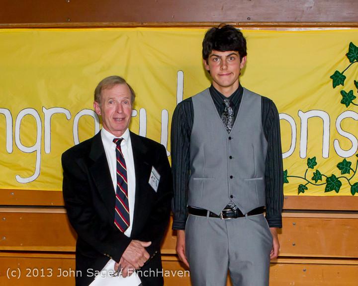 0203-b Vashon Community Scholarship Foundation Awards 2013 052913