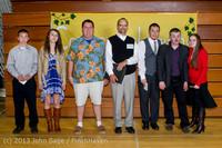 0209 Vashon Community Scholarship Foundation Awards 2013 052913