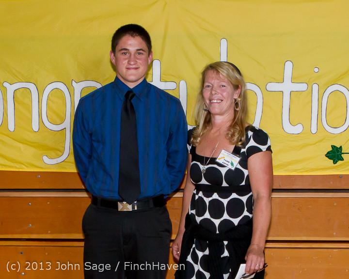 0216-b Vashon Community Scholarship Foundation Awards 2013 052913