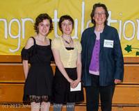 0233-b Vashon Community Scholarship Foundation Awards 2013 052913