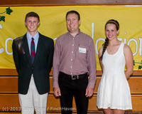 0257-b Vashon Community Scholarship Foundation Awards 2013 052913