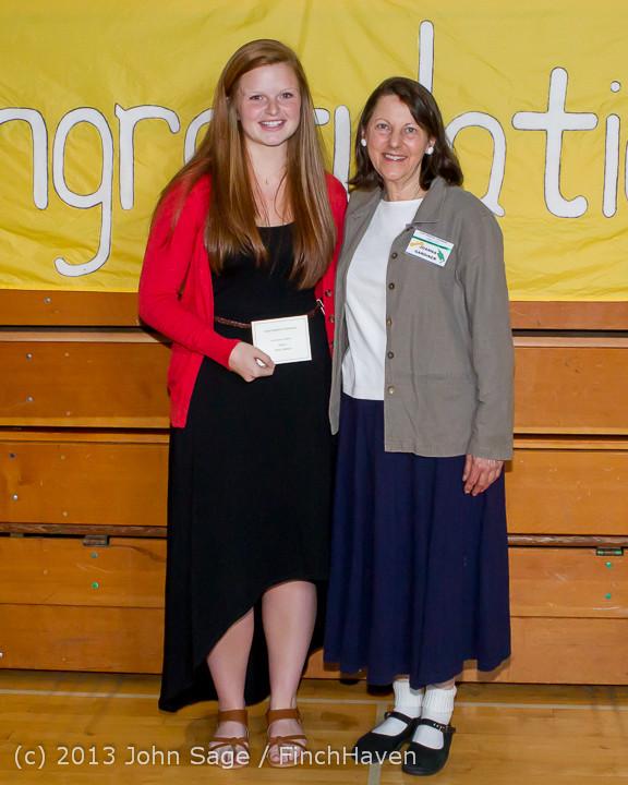 0263-a Vashon Community Scholarship Foundation Awards 2013 052913