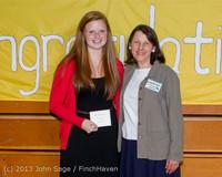 0263-b Vashon Community Scholarship Foundation Awards 2013 052913