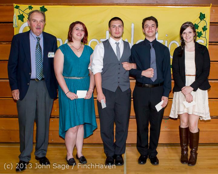 0266-a Vashon Community Scholarship Foundation Awards 2013 052913
