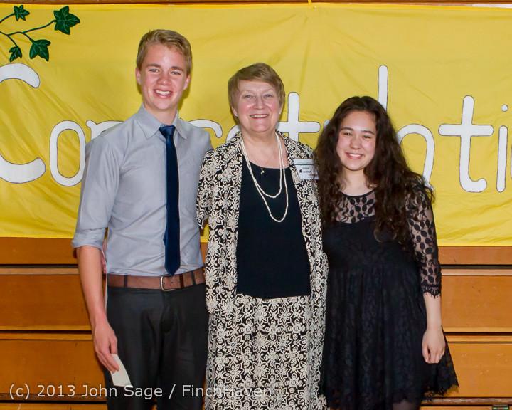 0269-b Vashon Community Scholarship Foundation Awards 2013 052913