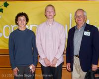 0285-b Vashon Community Scholarship Foundation Awards 2013 052913