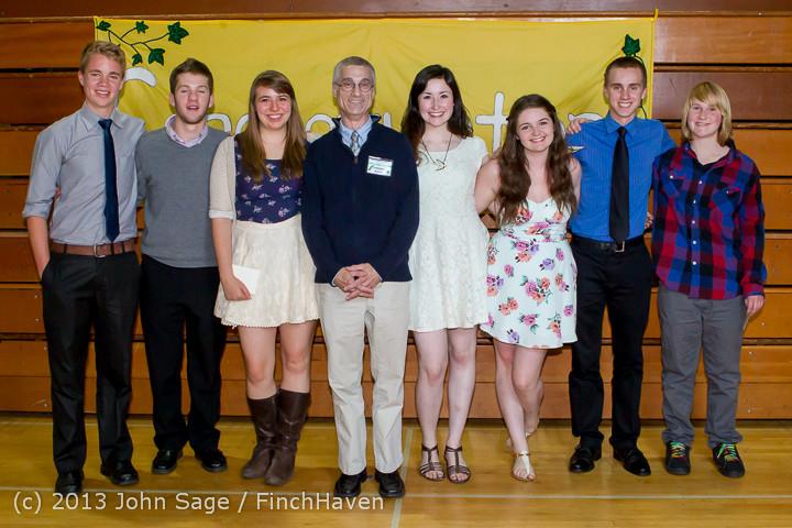 0303 Vashon Community Scholarship Foundation Awards 2013 052913