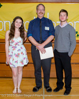 0323-b Vashon Community Scholarship Foundation Awards 2013 052913