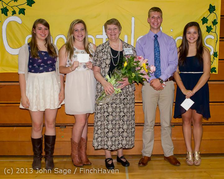 0341-a Vashon Community Scholarship Foundation Awards 2013 052913