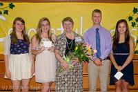 0341-b Vashon Community Scholarship Foundation Awards 2013 052913