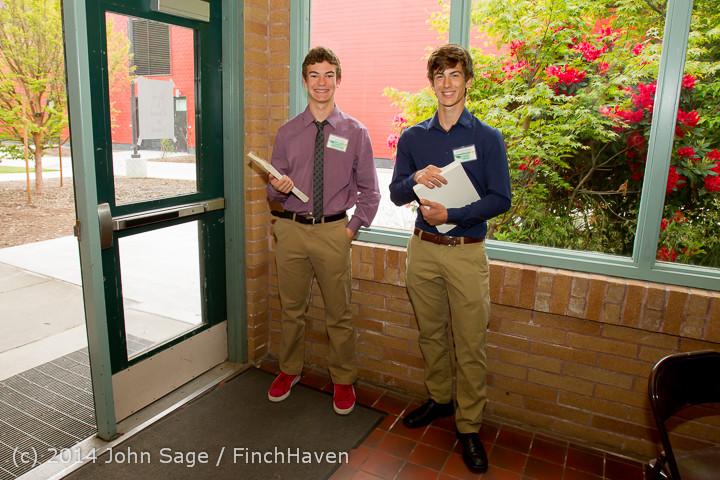 1062 Vashon Community Scholarship Foundation Awards 2014 052814