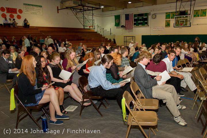 1087 Vashon Community Scholarship Foundation Awards 2014 052814