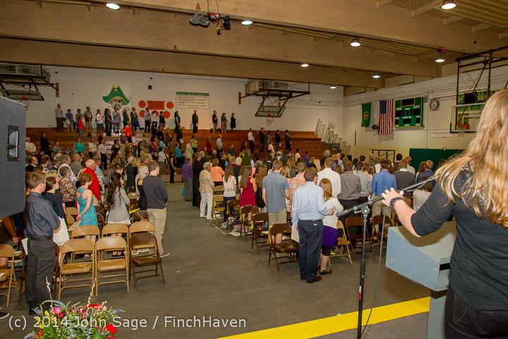 1095 Vashon Community Scholarship Foundation Awards 2014 052814
