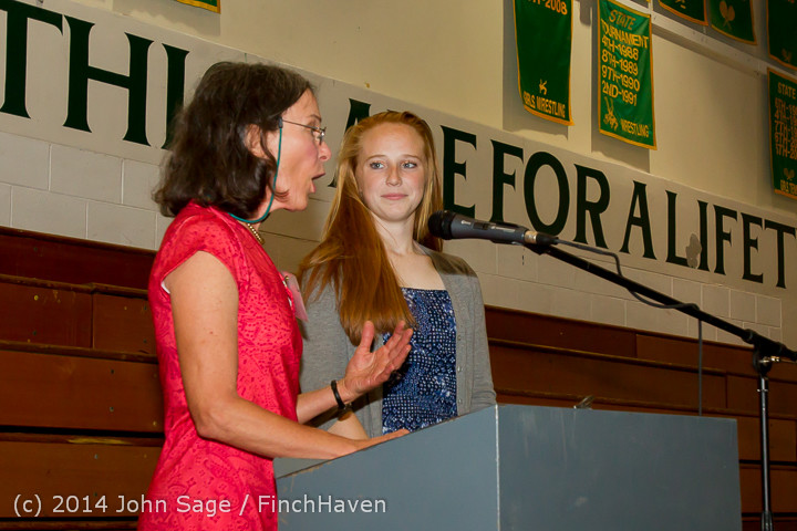 1099 Vashon Community Scholarship Foundation Awards 2014 052814