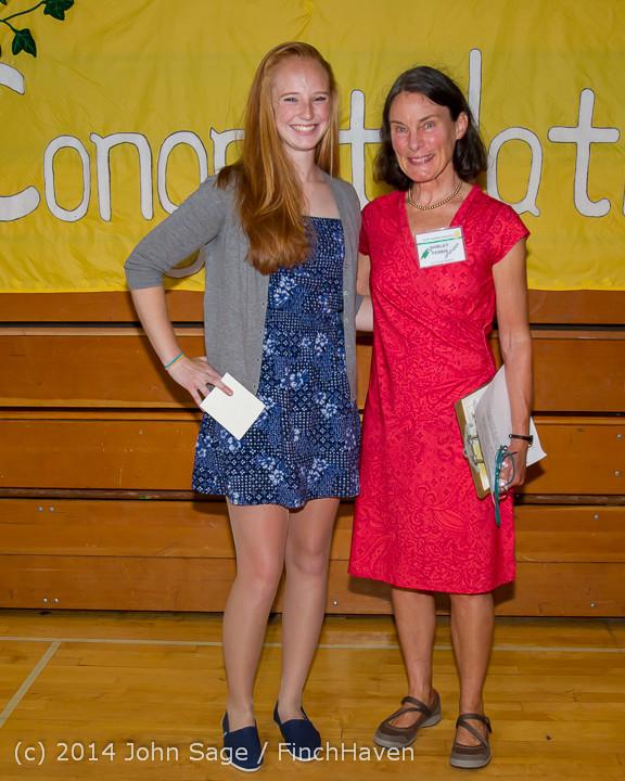 2101 Vashon Community Scholarship Foundation Awards 2014 052814