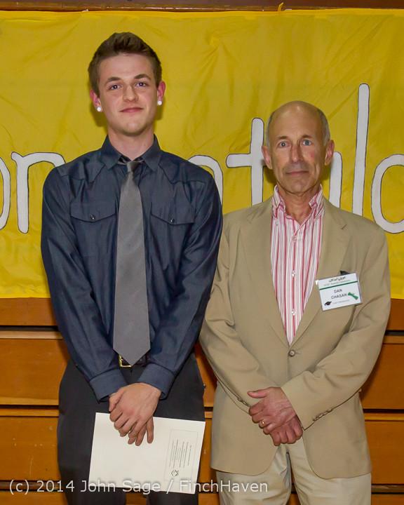 2105-b Vashon Community Scholarship Foundation Awards 2014 052814