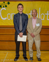 2105 Vashon Community Scholarship Foundation Awards 2014 052814