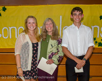 2110-b Vashon Community Scholarship Foundation Awards 2014 052814