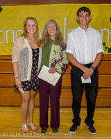 2110 Vashon Community Scholarship Foundation Awards 2014 052814