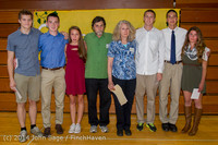 2113 Vashon Community Scholarship Foundation Awards 2014 052814