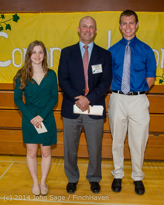 2116 Vashon Community Scholarship Foundation Awards 2014 052814