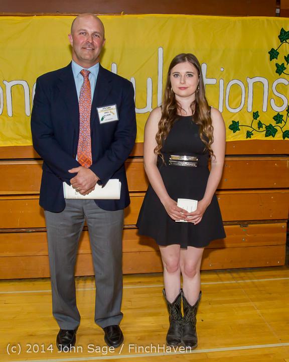 2118 Vashon Community Scholarship Foundation Awards 2014 052814