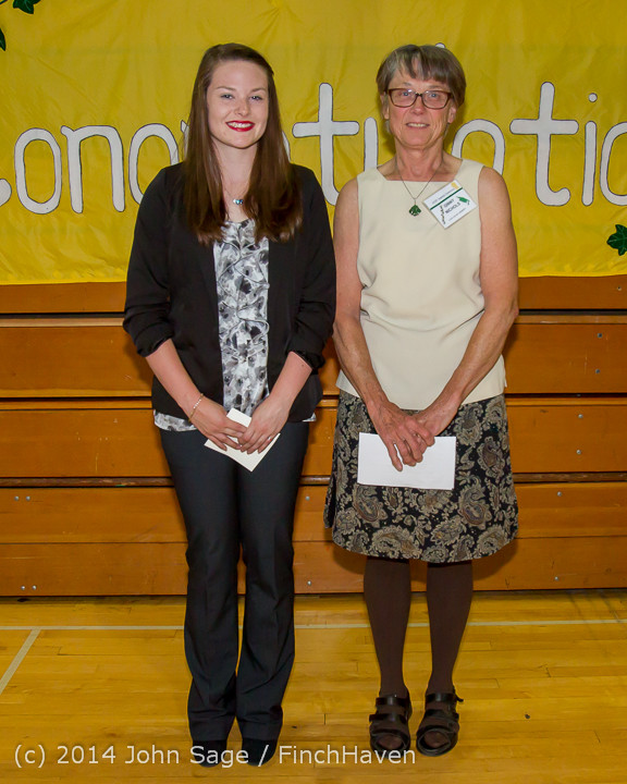 2119 Vashon Community Scholarship Foundation Awards 2014 052814