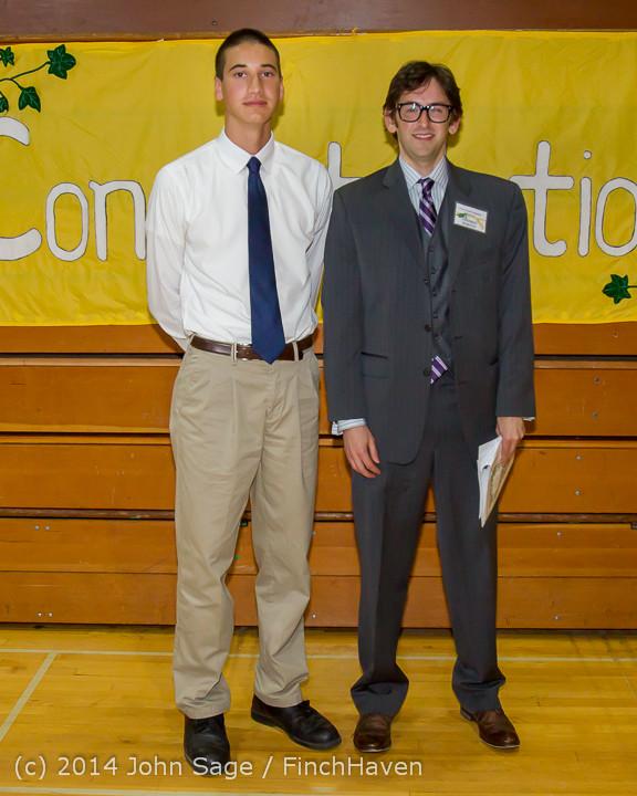 2123 Vashon Community Scholarship Foundation Awards 2014 052814