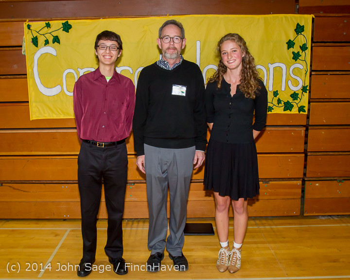 2125 Vashon Community Scholarship Foundation Awards 2014 052814