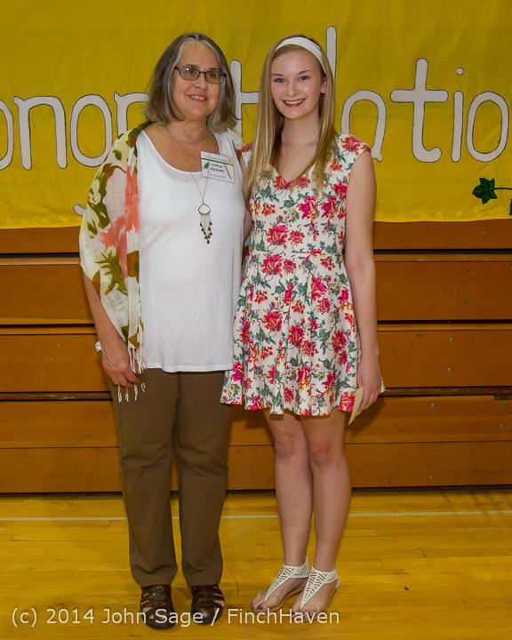 2132 Vashon Community Scholarship Foundation Awards 2014 052814
