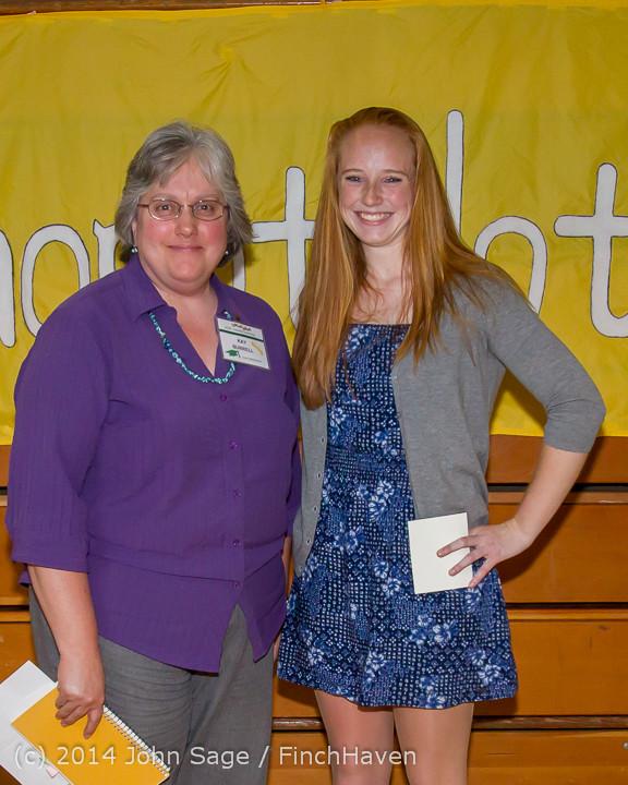 2139-b Vashon Community Scholarship Foundation Awards 2014 052814