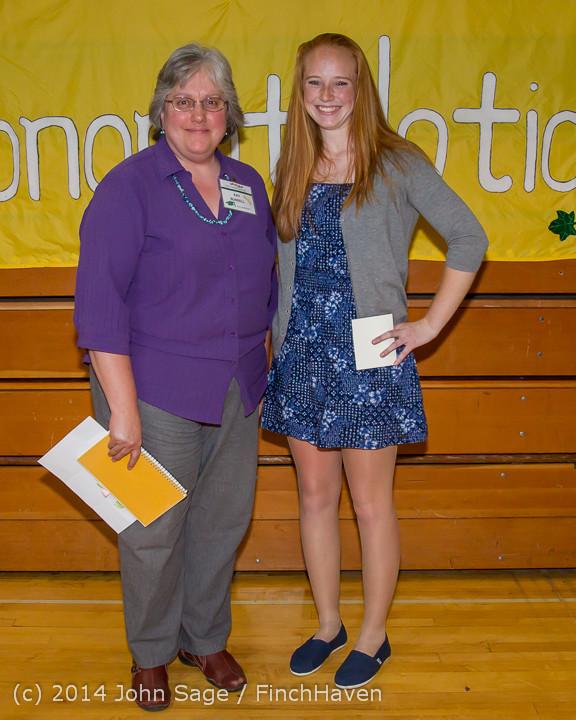2139 Vashon Community Scholarship Foundation Awards 2014 052814