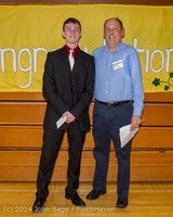 2145 Vashon Community Scholarship Foundation Awards 2014 052814