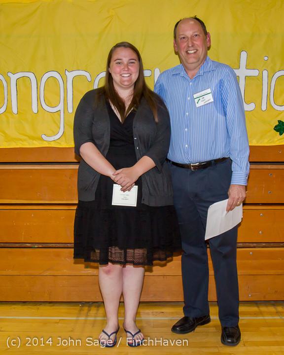 2147 Vashon Community Scholarship Foundation Awards 2014 052814
