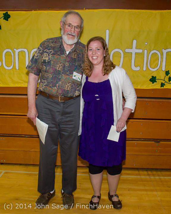 2154 Vashon Community Scholarship Foundation Awards 2014 052814