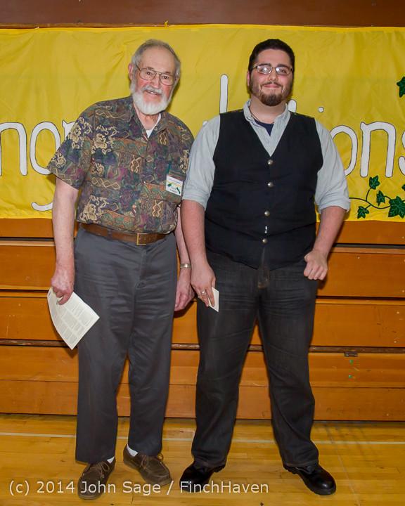 2156 Vashon Community Scholarship Foundation Awards 2014 052814