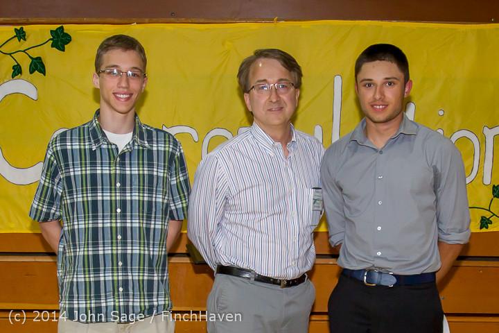 2159-b Vashon Community Scholarship Foundation Awards 2014 052814